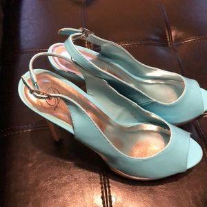 """👡High heels.  1.5"""" platform and 5 3/4"""" heel"""